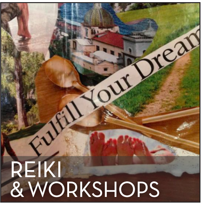 Reiki and Workshops
